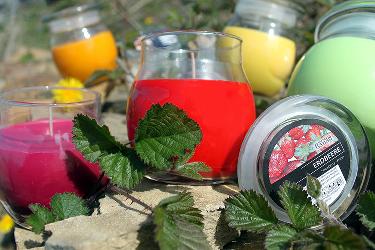Handmade Candles Fragrances