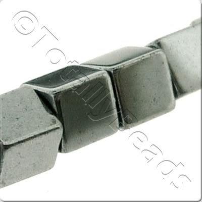 Hematite - Cube 2mm