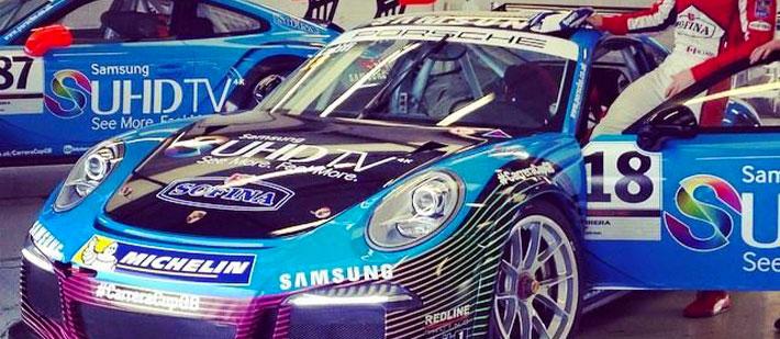 News: Green Light For Samsung SUHD & Porsche