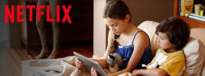 Netflix Promotion at Simply Electricals