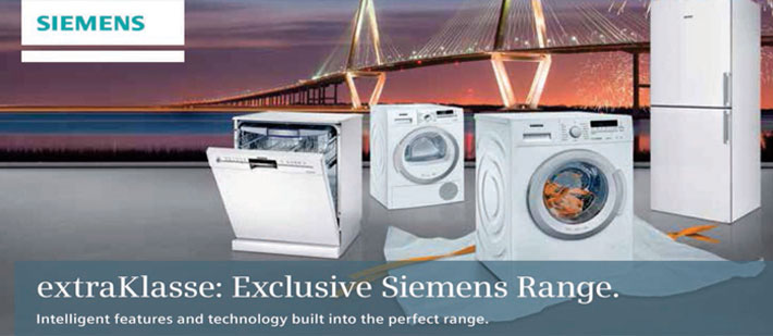 Promotions: £100 Off Selected Siemens Products