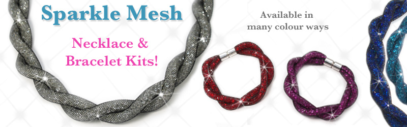 sparkle bracelet banner