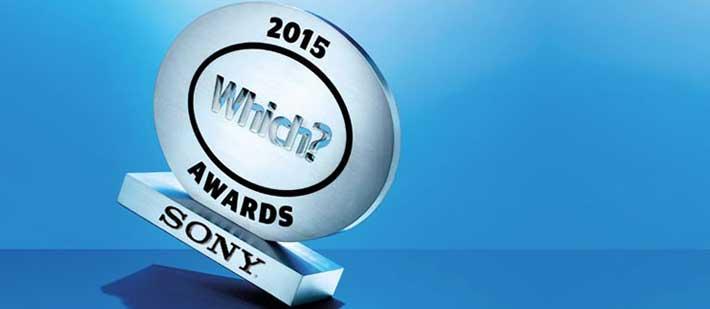 Tech News: Sony wins Best AV Brand 2015
