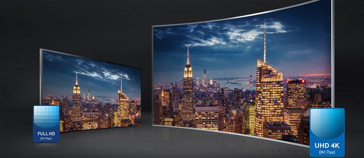 Samsung UE65JS9500 SUHD TV In Detail