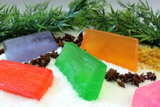 Aromatherapy Soap Loaves from Special Gifts4u