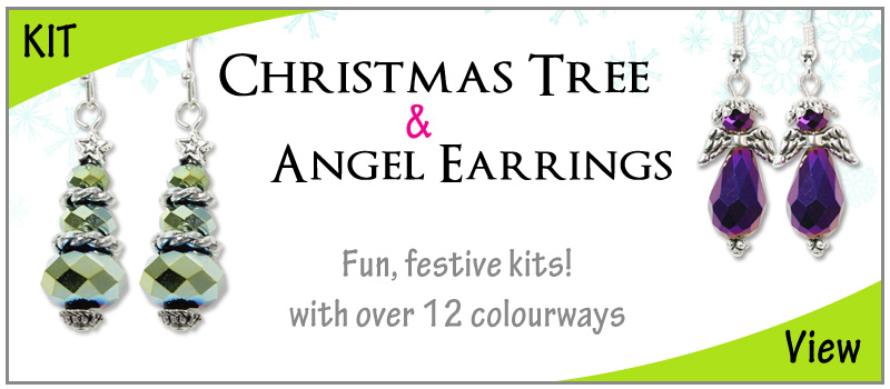 Angel Earring Banner