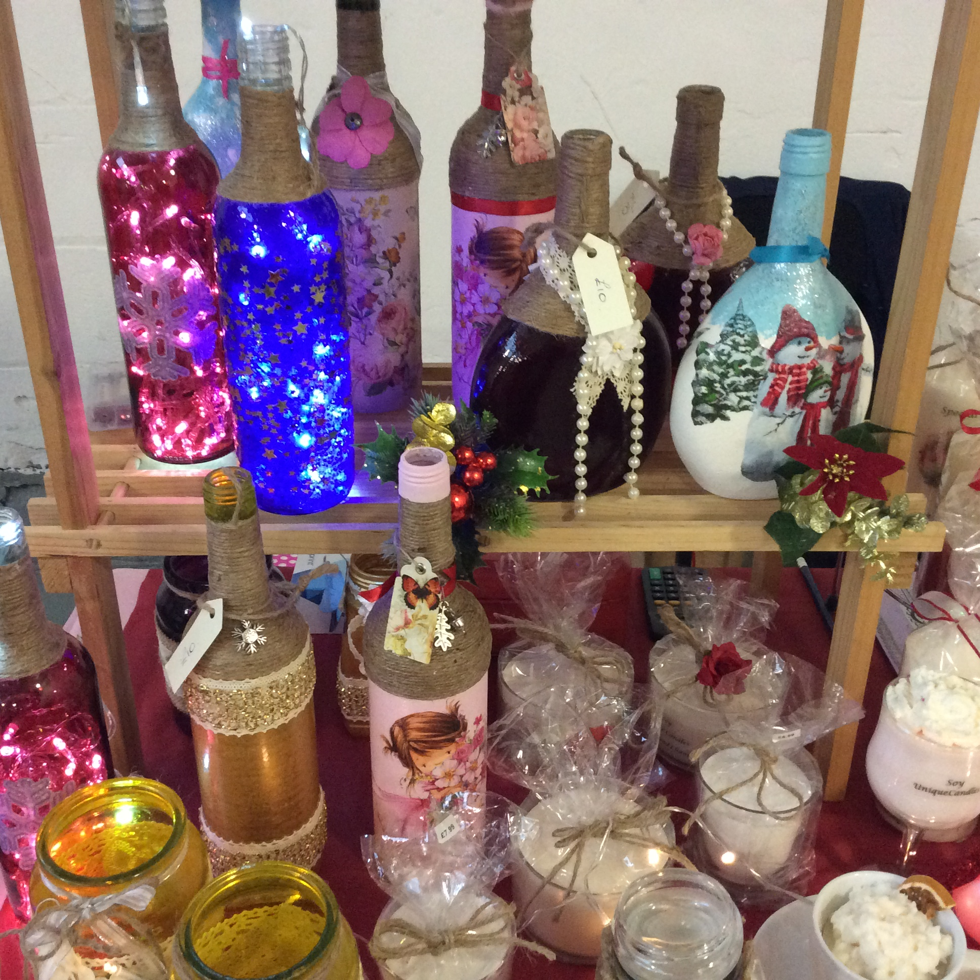 Christmas Fayre Display